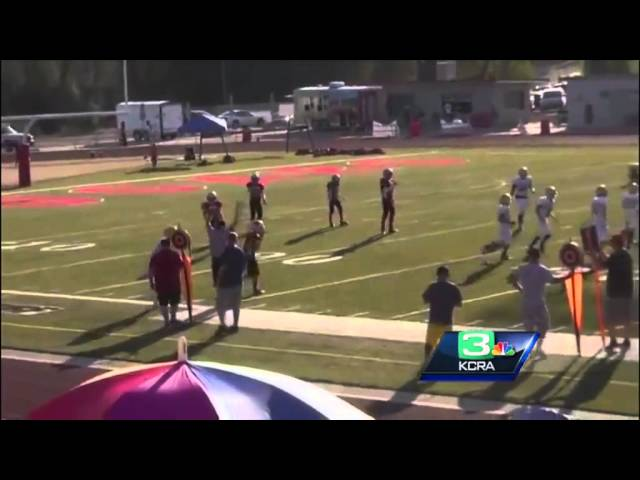 Mercy rule causing outrage in youth football league