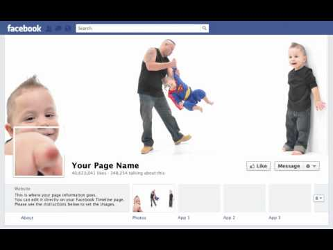 Facebook Timeline Cover Slicer App