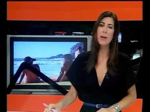 Nudismo vía Nueve TV
