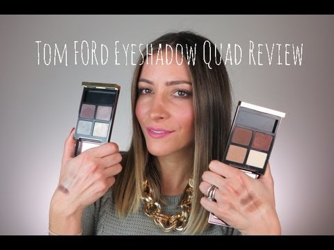 tom ford eyeshadow quad review application youtube. Black Bedroom Furniture Sets. Home Design Ideas