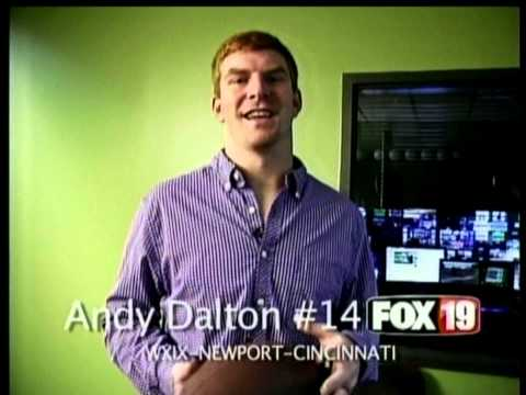 Bengals Andy Dalton wants Jackie Evancho to sing in Cincinnati