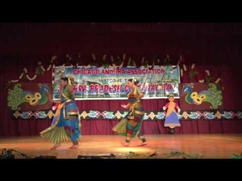 CAA - AP Cultural Festival - Oct 16th 2016 -   Item-6 - Sree Ganesha Shararam