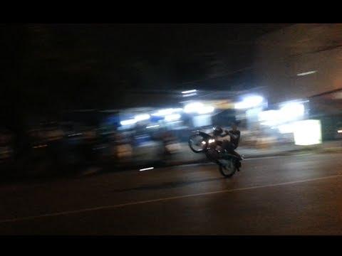 Bão Áp Thấp Nhiệt Đới Bình Thạnh ( Chợ Cây Quéo ) 6/11/13