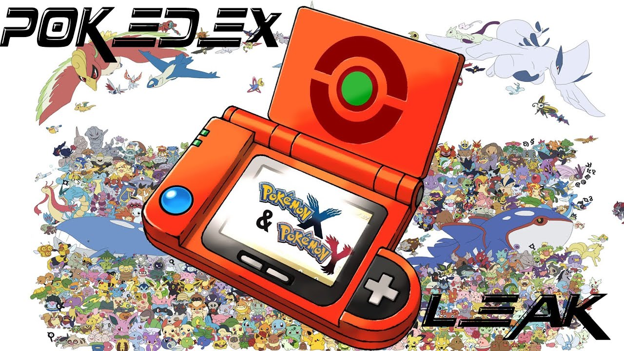 Displaying 20> Images For - Pokemon X And Y Pokedex...