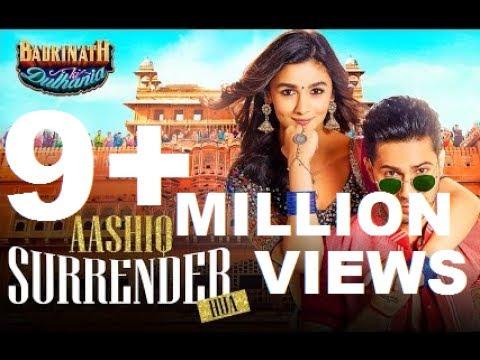 Aashiq Surrender Hua (Full Video HD) | Badrinath Ki Dulhania | Varun Dhawan, Alia Bhatt