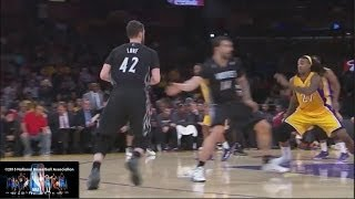 Kevin Love Offense Highlights 2013/2014