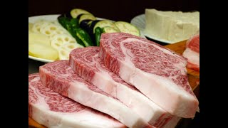 Bò kobe Nhật - Nhìn anh đầu bếp là biết ngon rồi
