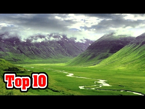 Top 10: Crazy Facts About Iceland