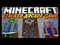 Minecraft: STACKER ARCADE GAME!