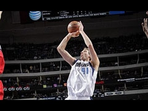 Dirk Nowitzki Passes Jerry West on the All-Time Scoring List