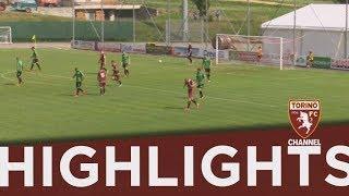 Torino - Pro Patria 3-2 / gli highlights