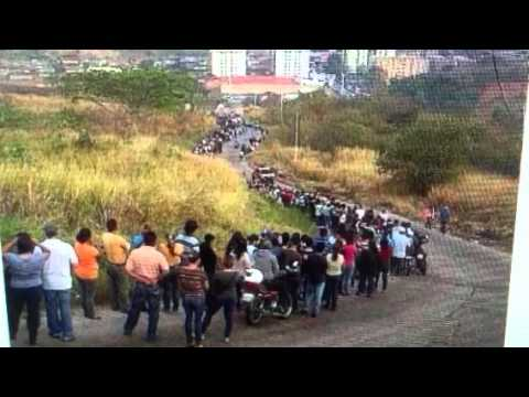 "Venezuela ""Maduro Long Food Lines"""