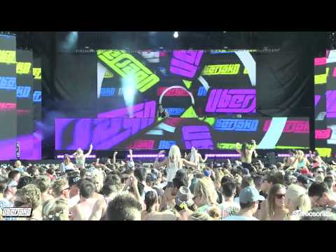 Uberjak'd - The Ubercast: ep 11 live from Stereosonic Adelaide 2013