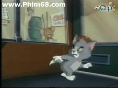 Clip - Clip Tuoi tho cua Tom va Jerry - Xem clip tai Video Zing.flv
