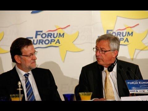 Fórum Europa Jean-Claude Juncker