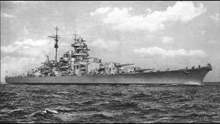 Expedícia Bismarck - najdokonalejšia bojová loď