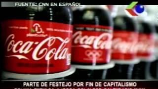 CNN México Anunció Que Bolivia Expulsa A Coca Cola