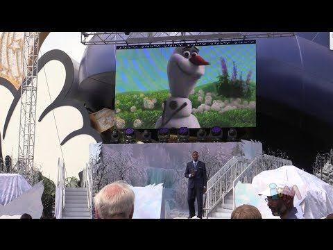 Olaf appears in Frozen Summer Fun Live event at Walt Disney World