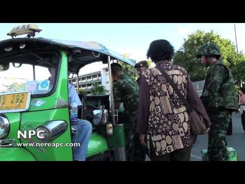 Thailand´s army declares Coup d´Etat #3, 23.05.2014
