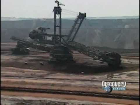 Maquinas Extremas - Mega Excavadoras 1/4.