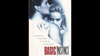 Opening To Basic Instinct 1992 VHS