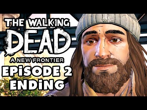 The Walking Dead: A New Frontier - Season 3 Episode 2: Ties That Bind - Gameplay Walkthrough Part 2