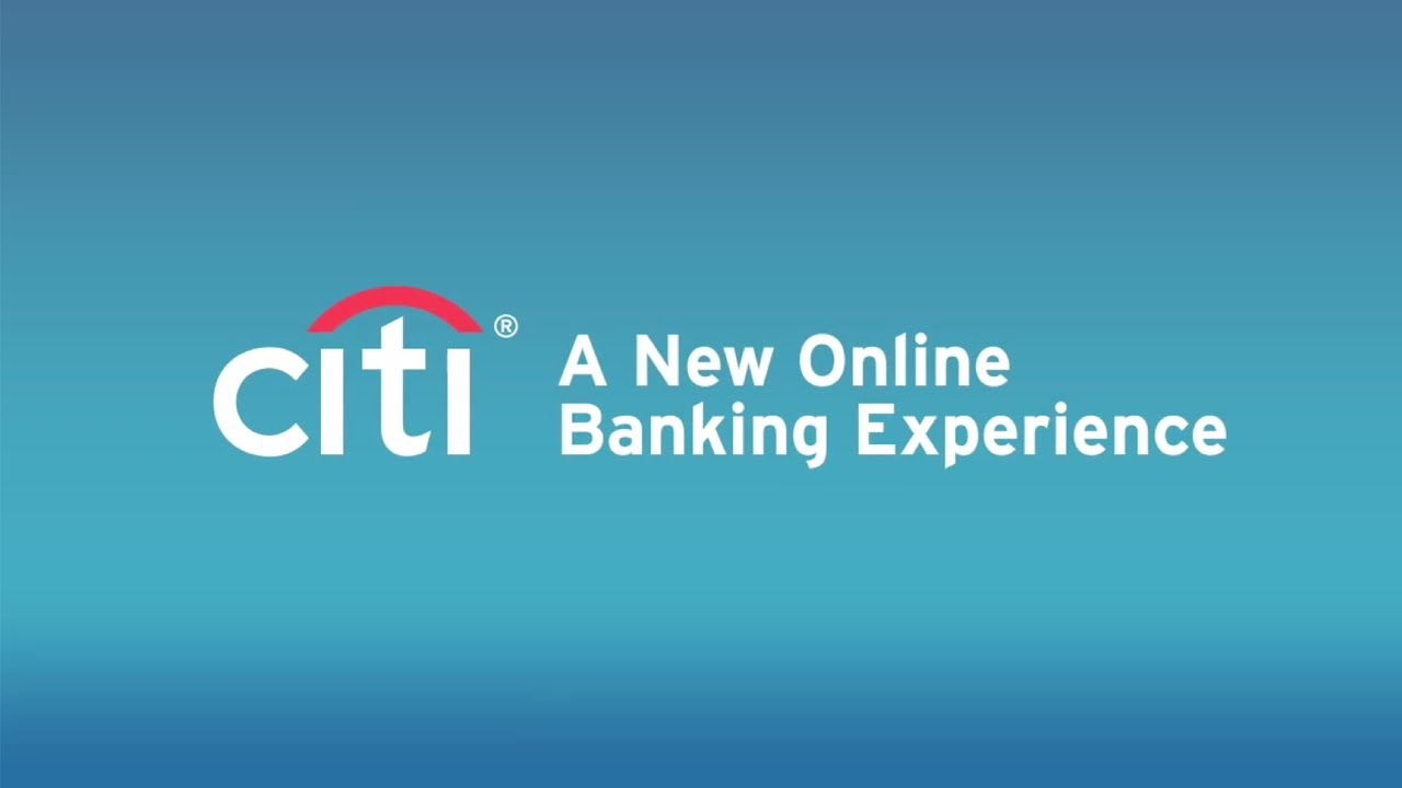 Citibank Online Sign In >> New Citibank Online - YouTube