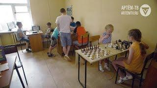 Шахматисты Артема