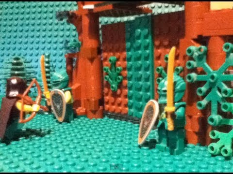 Lego Lord of the Rings: the Battle for Mirkwood