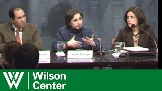 Dialogues with Mexico: Carmen Aristegui