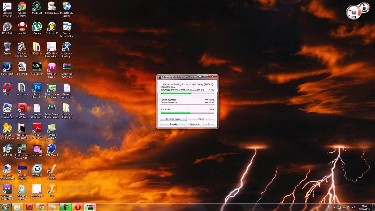 Ashampoo Burning Studio v10 0. 7 Final Reg ChattChitto RG keygen. .