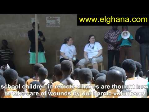 volunteer in Africa - volunteer opportunities in orphanages, rural schools and hospitals