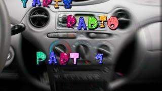 Radio Cd Yaris Parte 1