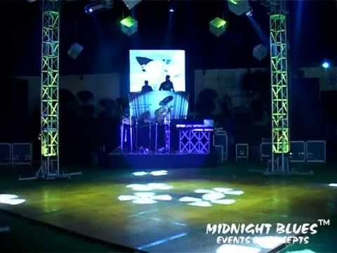 Midnight Blues Platinum series Dj setup for Parties ( Ashu Kohli_9810159898 )