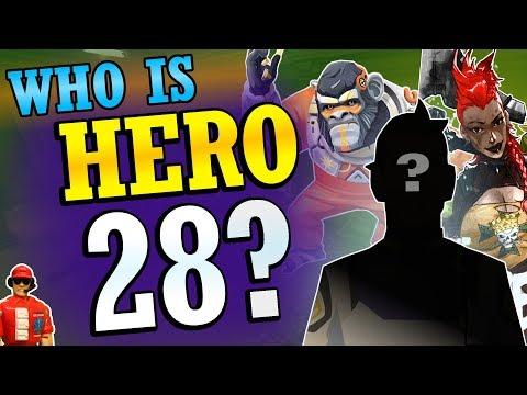 Overwatch - Hero 28 Identity Predictions (Hammond, Junker Queen, Liao, & More!)