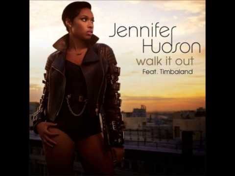 Walk It Out  Jennifer Hudson (Feat Timbaland) (NEW 2014)