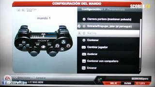 TUTORIAL ¿Cómo Configurar Tu Mando/gamepad En FIFA 13 Al
