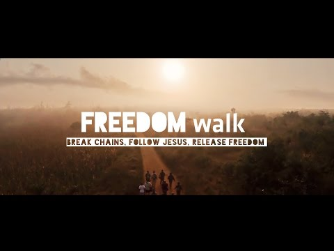 Freedom Walk Africa | #ylfreedomwalk