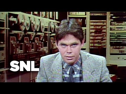 Rich Hall's Election: Walter Mondale - Saturday Night Live