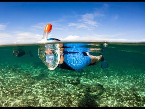 Image video Easybreath, le masque pour respirer sous l'eau