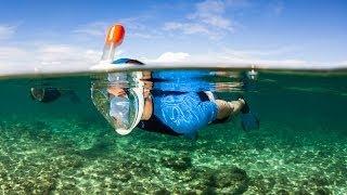 Chegou uma nova forma de respirar nos mergulhos aquáticos