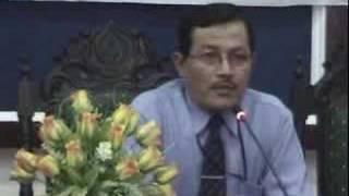 Debat Terbuka NU - Wahabi Part 1