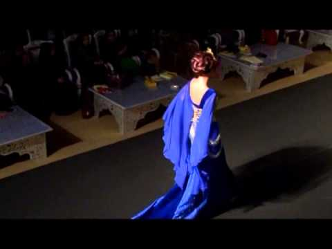 Harem Sultan Fashion Show by Lecci Fashion - YouTube