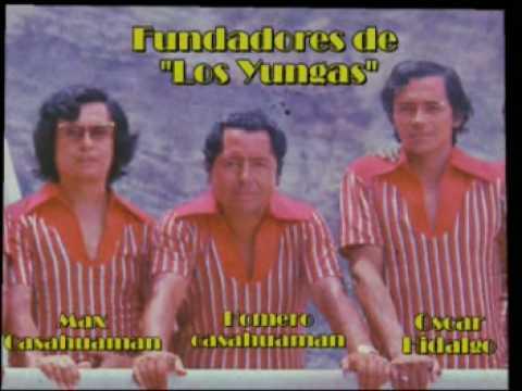 LOS YUNGAS DEL PERU, QUIERO QUE AMANEZCA
