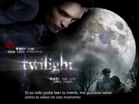 Soundtrack Crepusculo - O.A.R.- Love is worth the fall (Traduccion Español)