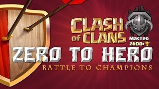 Clash Of Clans Battle To Champions! Ep. 6 Owning Up