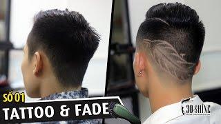 30Shine Tattoo & Fade - Số 1 | Viết Nam  | Stylist Sơn Thịnh - Phong cách Ricardo Quaresma
