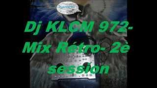 Dj KLCM 972(08/06/14)_Mix rétro zouk-2è session