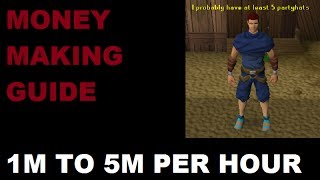 Runescape Ultimate Money Making Guide Uncommon Methods