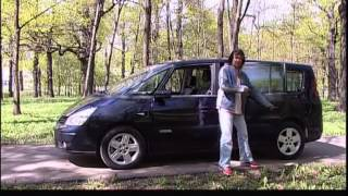Наши тесты - Renault Espace против Mercedes Viano